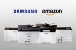 아마존 자동 주문 서비스가 가능한 삼성 프린터. 왼쪽부터 SL-C430W, SL-C480FW, SLM2835DW, SL-M2885FW