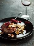 캐나다산 쇠고기 스테이크 요리