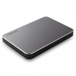 Toshiba CANVIO Premium (Dark Gray) (사진제공: 주영통신)