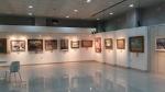 인천 미추홀 도서관의 전시장