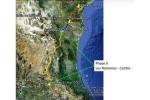 멕시코 로스라모네스 파이프라인 2단계 공사 지도(사진 출처: 페멕스)