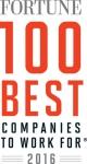 힐튼 월드와이드, GPTW 및 포춘에 의해 '2016 일하기 좋은 100대 기업'에 선정