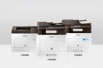 삼성전자가 출시한 중소기업 특화 저비용 고효율의 레이저 프린터·복합기 프로익스프레스 C30 시리즈 신제품 모습