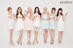 LG생활건강이 걸그룹 AOA를 트루 에코 뷰티 브랜드 비욘드의 새 모델로 발탁했다