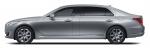 제네시스 브랜드는 초대형 럭셔리 세단 EQ900 리무진 모델을 9일부터 시판한다