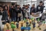 부산근대문화유적탐방 중 유엔평화기념관 방문 모습