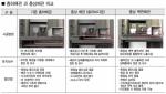 층하배관과 층상배관 비교 (사진제공: GS건설)
