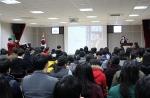 홍선생미술 여미옥 대표가 보물섬남해독서학교에서 특강을 했다