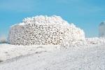 그래핀스톤의 핵심물질인 천연재료(천연석회) (사진제공: 한진화학)