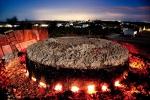 그래핀스톤 천연석회 채굴사진 (사진제공: 한진화학)