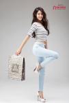 패션쇼핑몰 엔터식스가 공식모델 AOA 설현 2016 S/S 화보를 선 공개했다