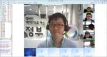 행정자치부 PC영상회의 화면