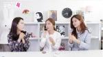 24일 신규 미니앨범 발매한 가수 홍진영이 모바일 뷰티 홈쇼핑 우먼스톡에 출연했다