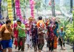앙사나 라구나 랑코 송크란 축제 (사진제공: 반얀트리 호텔 앤 리조트)