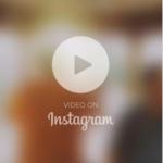 인스타그램이 60초 동영상 서비스를 시작한다