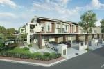 메이플 @ 힐파크 샤 알람 노스(Maple @ Hillpark Shah Alam North)의 2층짜리 테라스 주택