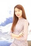 2015 미스코리아 진의 왕관을 차지한 이민지 씨