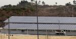 지난 1일 본격가동에 들어간 세종시 연동면의 태양광발전소 전경