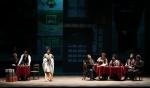 대구오페라하우스 라 보엠 공연 모습이다