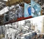 LNG 플랜트용 H-100 가스 터빈/컴프레서
