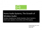 Home Audio Systems, The Growth of Wireless Audio