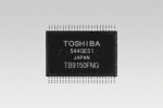 Toshiba an opto-isolated IGBT gate pre-driver IC 'TB9150FNG' for the in-vehicle inverters of electric and hybrid vehicles. Photo_Business Wire