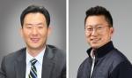 에듀윌 IE본부 김유석 본부장(왼쪽), CM본부 이광원 본부장(오른쪽)