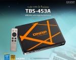 한성SMB솔루션이 M.2 인터페이스 기반의 SSD를 장착한 무소음 나스 솔루션 QNAP TBS-453A 를 출시한다