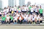 제1회 안전공감 마라톤 대회 모습