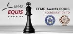 EFMD가 중국 우한대 경제경영대학원과 인도경영연구소에 EQUIS인증을 부여했다