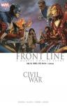 시빌 워 그래픽 노블 Front Line (폴 젠킨스 글/라몬 박스,스티브 리버,리 위크스 공 그림/ 시공사)