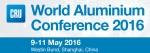 세계 알루미늄 컨퍼런스가 5월 9일부터 11일까지 중국 상하이에서 개최된다