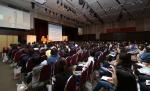2016 브런치 세미나에서 CMS에듀 이충국 대표가 강연을 하고 있다