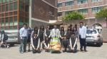 평택의 현화중학교가 한국사회복지연합모금회 희망드림과 함께 희망나눔 캠페인에 참가하였다