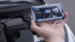 증강현실로 간단한 차량 점검이나 부품 교체가 가능하다