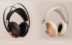 헤드폰 99Classics (좌)월넛-골드 (우)메이플-실버