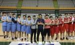 한마음복지관 지적농구팀 Airattack의 선수들과 지도자