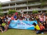 대한항공 사내 사회봉사단 연합신우회가 지난 5월 2일부터 9일까지 네팔 치트완 지역을 찾아 지역 주민들을 위한 다양한 봉사활동을 펼쳤다