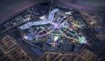두바이 엑스포 2020의 마스터플랜