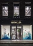 몽클레르가 런던에 새로운 플래그십 스토어를 오픈했다