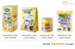 네이처셀이 건강기능식품 뽀롱뽀롱 뽀로로 비타민C를 출시했다