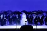 13회 대구국제오페라축제 로엔그린 공연 모습이다
