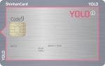 신한카드 YOLOi기본플레이트