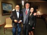 세실 윌리엄스(Cecil Williams) 목사, 워런 버핏(Warren Buffett), 재니스 미리키타니(Janice Mirikitani)