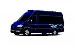 현대차 미니버스 쏠라티가 캠핑카를 포함해 다양한 특장모델을 선보인다