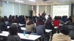 강동구자기주도학습지원센터의 3월 심리학으로 교육의 답을 찾다 학부모 강의 모습이다