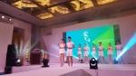 시크릿키 상해 중국 진출 그랜드 오픈식 개최 모습