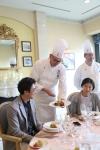 르 꼬르동 블루-숙명 아카데미가 한국전통 식초를 사용한 프랑스 요리 메뉴 개발 및 시식회를 개최했다