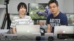 1인방송제작 과목을 진행할 김환 교수와 김현서 교수의 네이버 TV캐스트 [사진=컬러테크연구소]