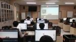 영동소재 특성화고등학교에서 메이커봇 3D 프린터를 이용한 실습실을 구축하여 3D프린팅 교육을 진행하고 있다